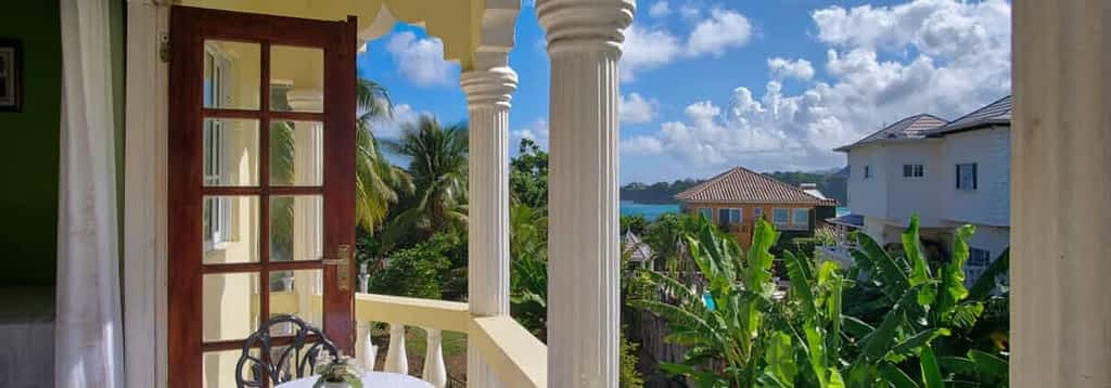 villa in Jamaica