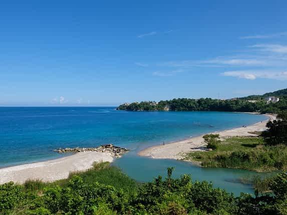 Jamaica villas private beach access