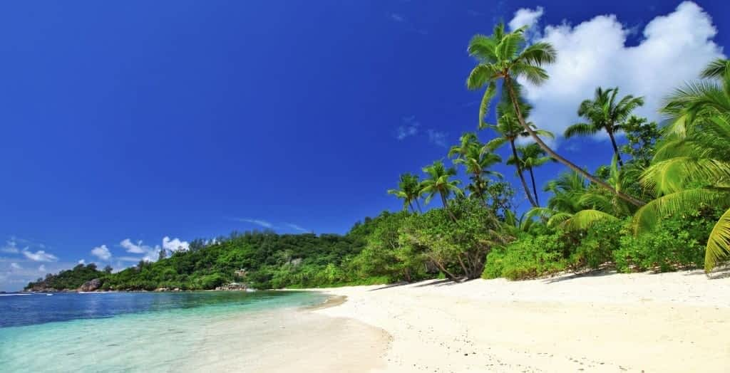 Jamaica vacation beach