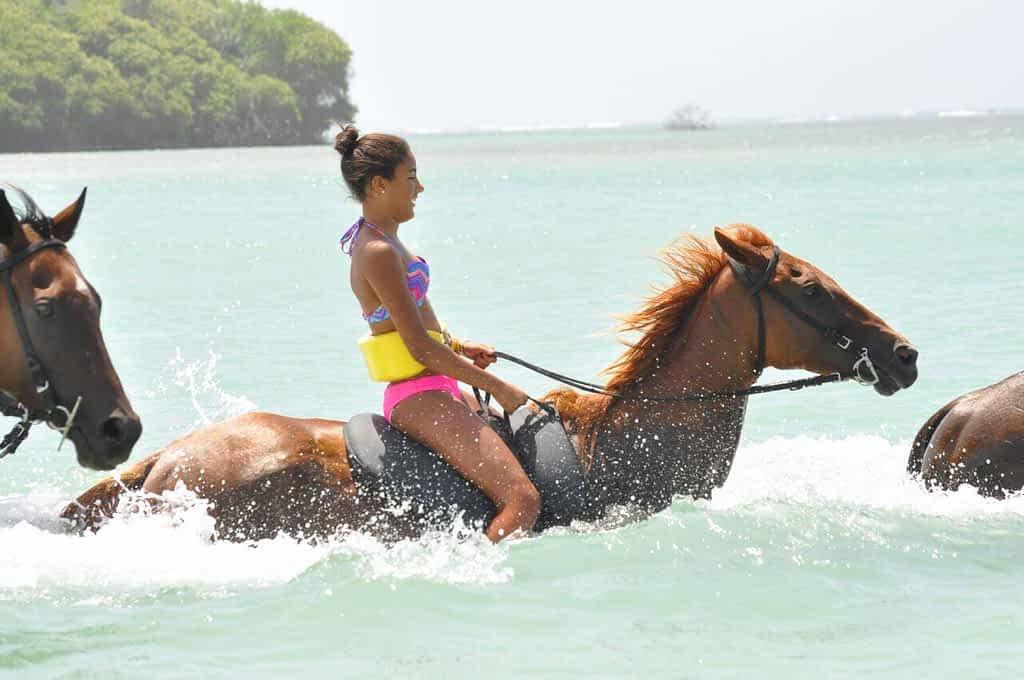 Horse Ridding in Ocho Rios Jamaica