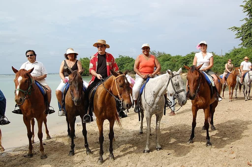 Horseback Riding Adventure Tour in Ocho Rios