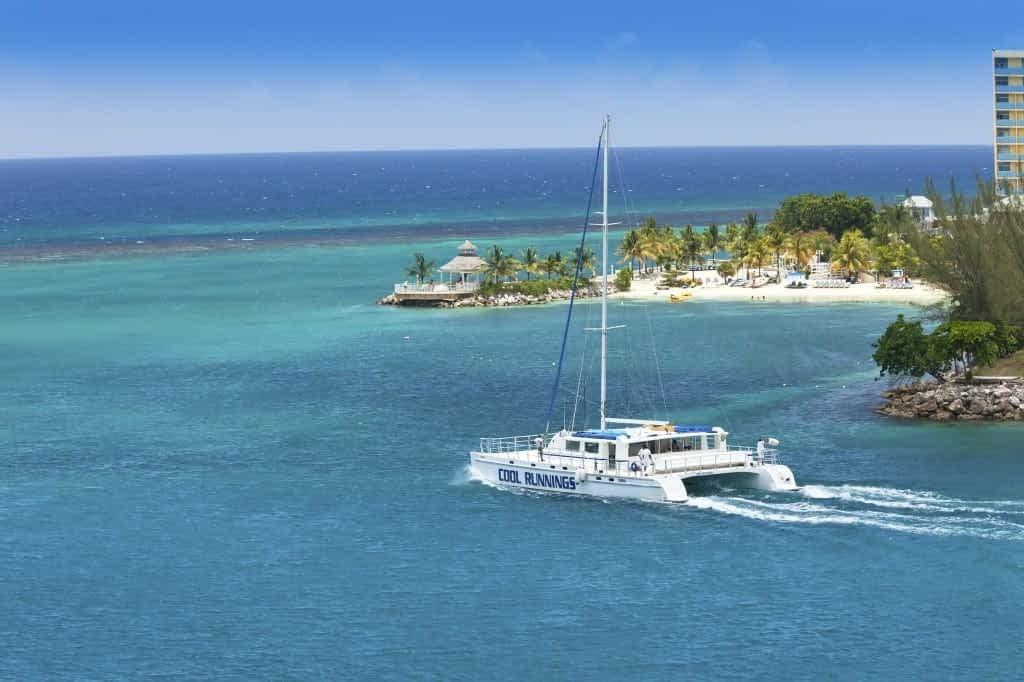 Catamaran Ocho Rios Jamaica