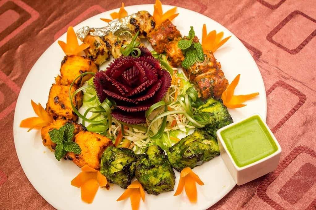 Jamaica Indian cuisine
