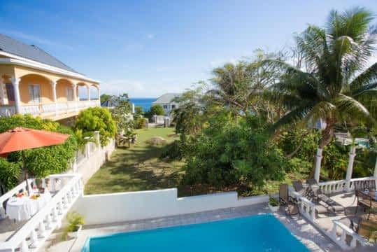 Ocho Rios Villa Private Pool with Ocean View