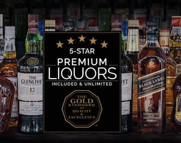 Jamaica villa All-Inclusvie Premium Brand Drinks