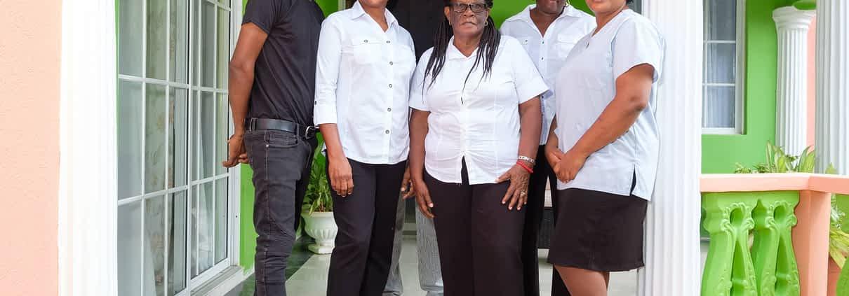 Villas in Jamaica with chef & staff