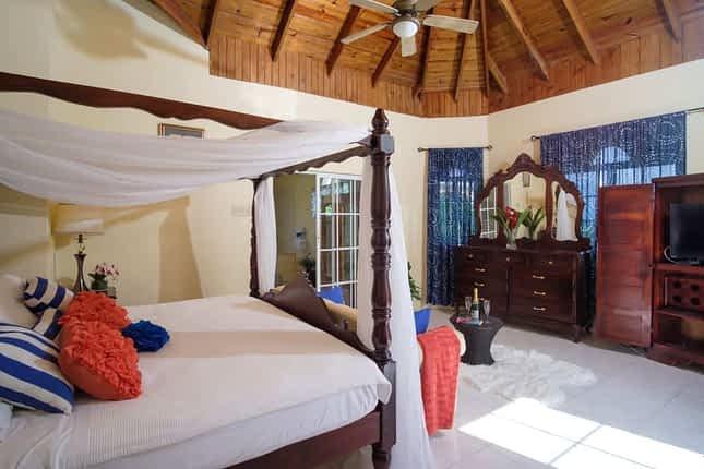Master Bedroom Ocho Rios Jamaica