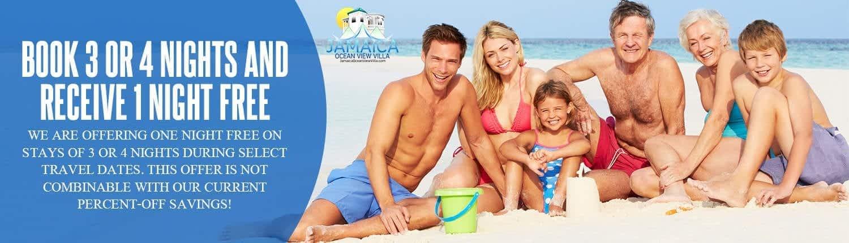Ocho Rios villa Jamaica summer vacation deals and specials