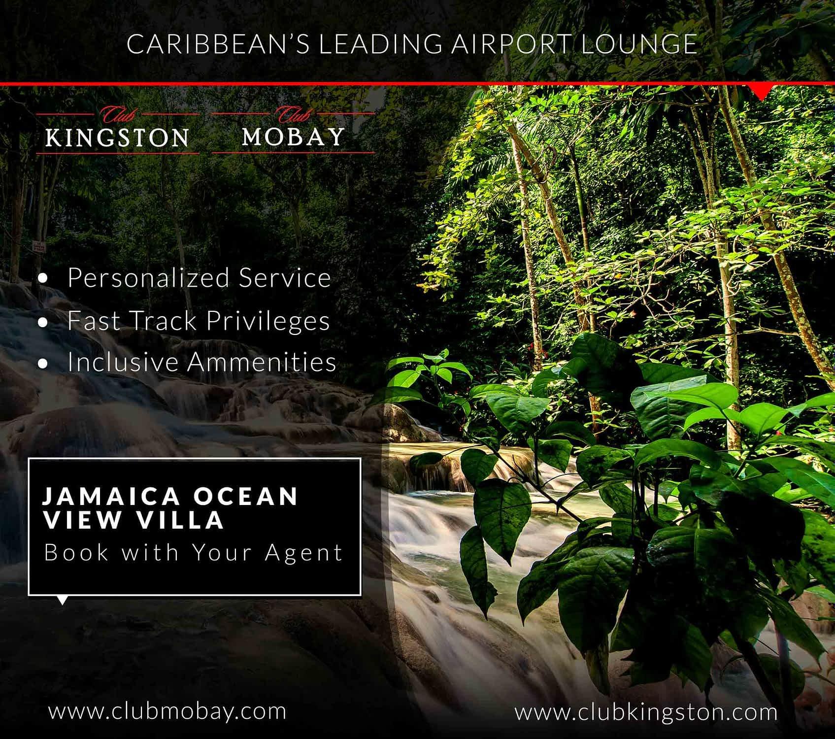 Jamaica Ocean View Villa Club Mobay
