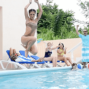 villas in jamaica for Large group