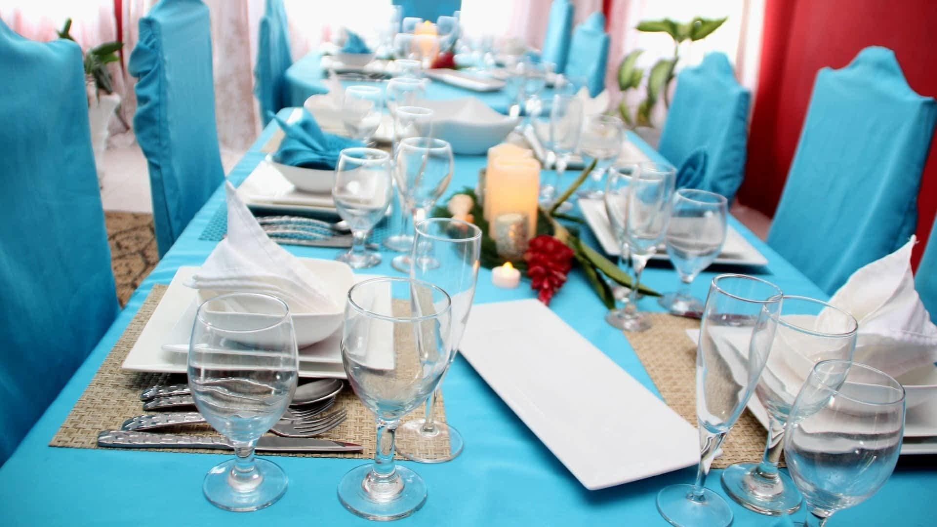 Villas in Jamaica dining experience