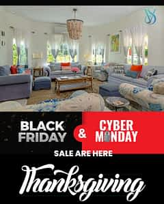Jamaica villa Black Friday and Cyber Monday Sale 2019