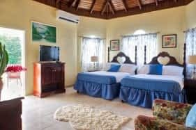 Jamaica villas bedrooms