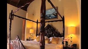 Jamaica villa luxury master bedroom
