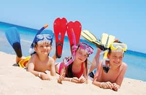 Jamaica Vacation Rental Kids