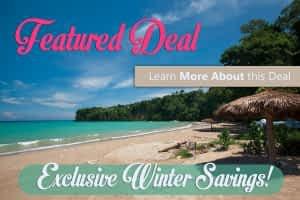 Jamaica villa winter special & deals
