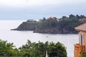 magnifiect view from ocho rios villa