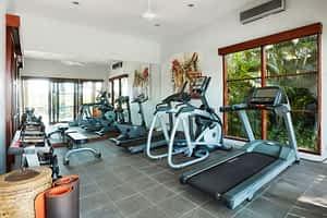 Jamaica Villa Gym