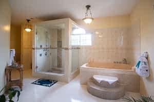 Jamaica Ocean View Bathroom