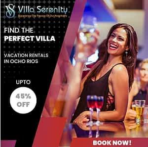 Jamaica Villa Rental special