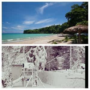 Summer in Ocho Rios Jamaica