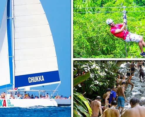 Ocho Rios Chukka Cove Adventure