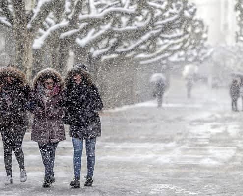 Winter Weather Escape Jamaica