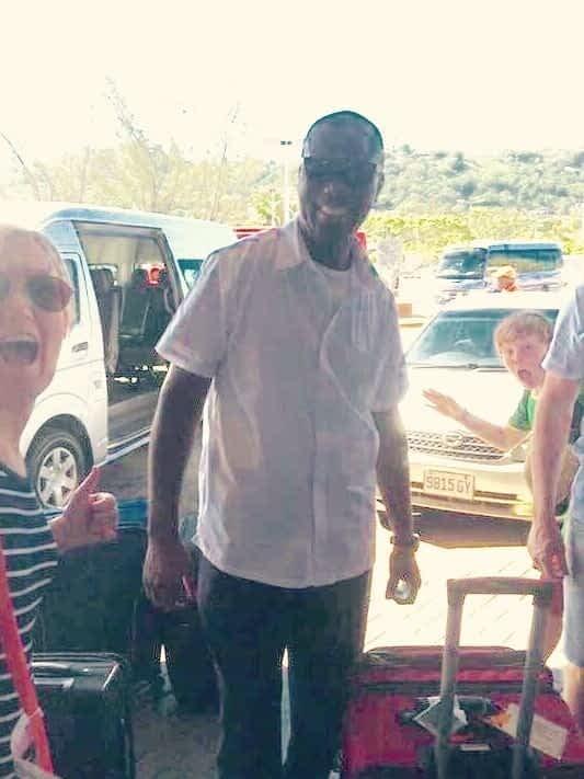 Jamaica villa private chauffeur