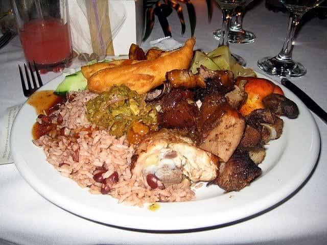 Jamaica villa private chef
