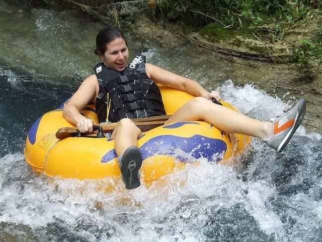 Ocho Rios Rive Tubing