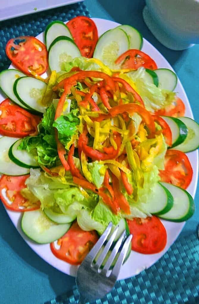 Jamaica Vacation Rentals Salad
