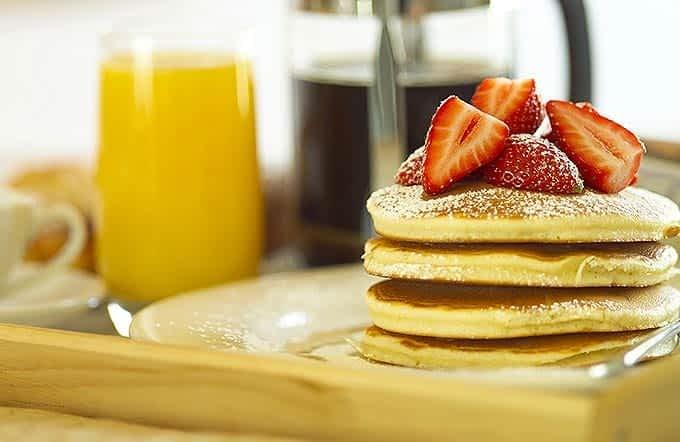Jamaica Villa Breakfast