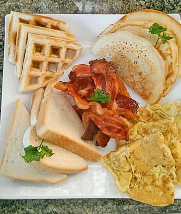 Jamaica Vacation Rentals Breakfast