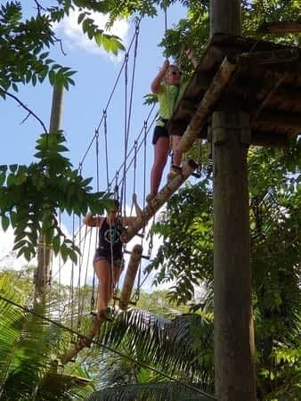 Jamaica thrill seekers