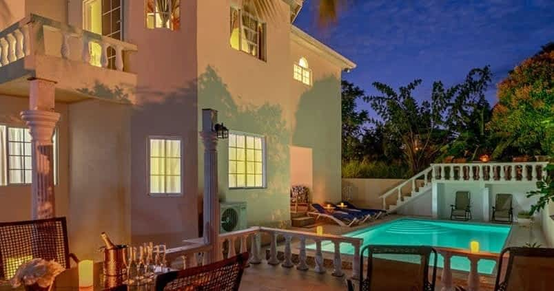 All-inclusive villas in Jamaica with pool