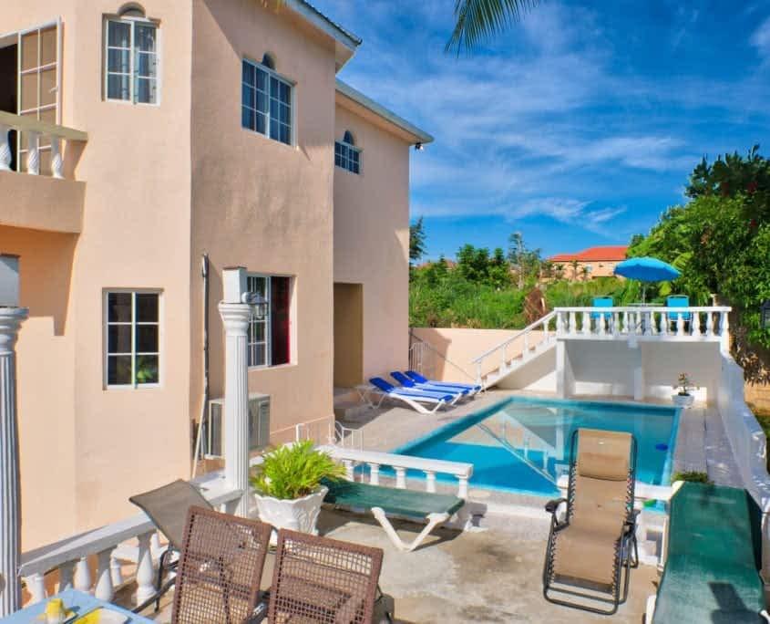 Luxury villa jamaica with Private swimming pool
