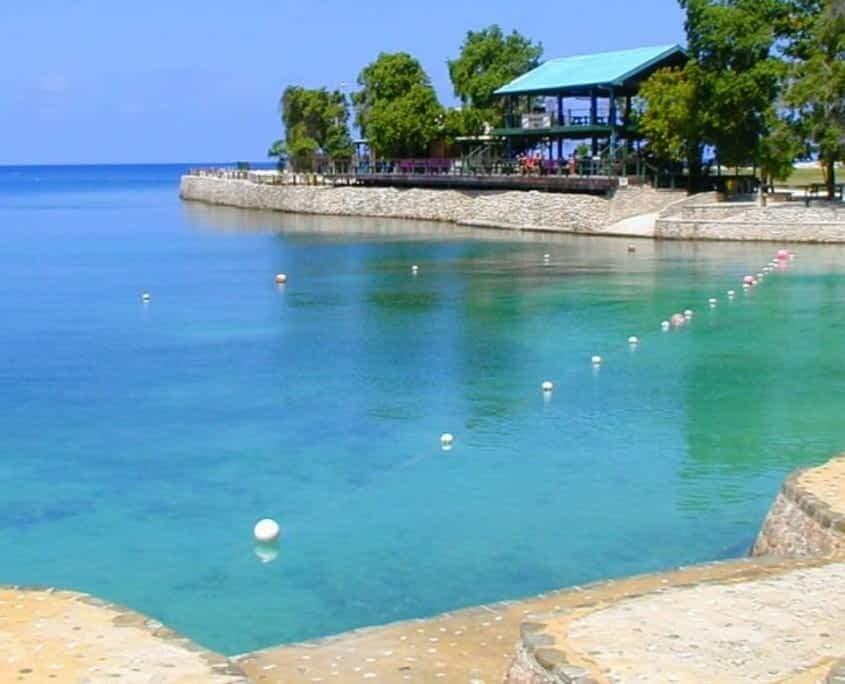 Jamaes Bodn Beach Jamaica