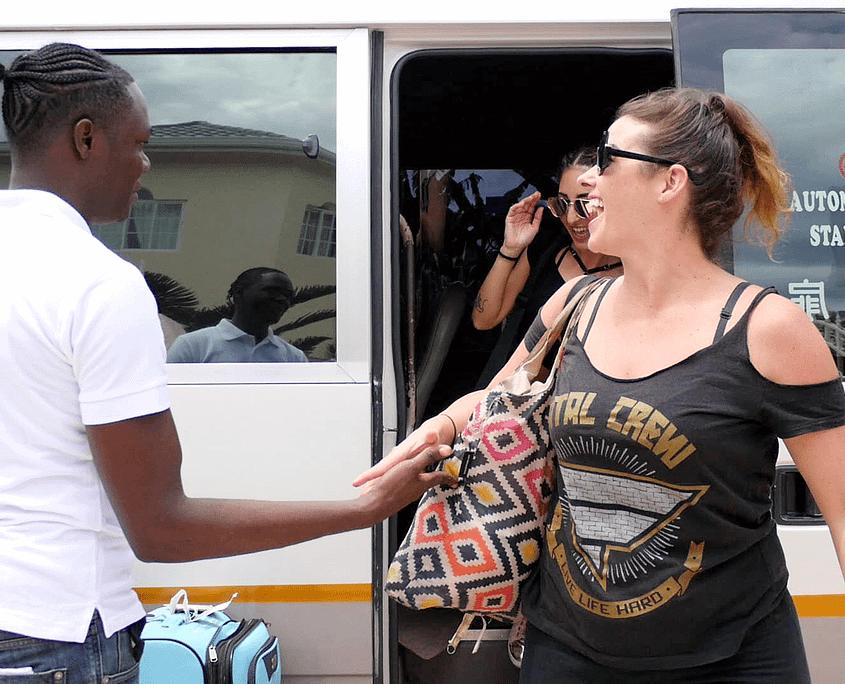 Jamaica Villa Transportation for Guests